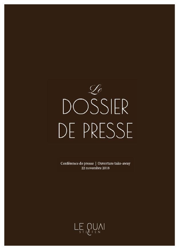 LE QUAISTEFFEN DOSSIER PRESSE 22-11-18